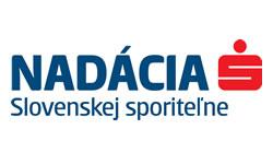 logo Nadácie Slovenskej sporitelne