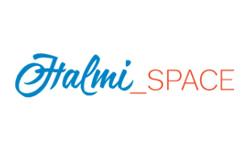 Halmi space logo