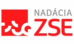 Logo Nadácia ZSE