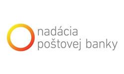 logo Nadácia Poštovej banky