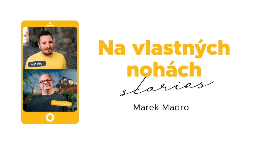 na vlastných nohách stories_ilustračný obrázok Marek Madro