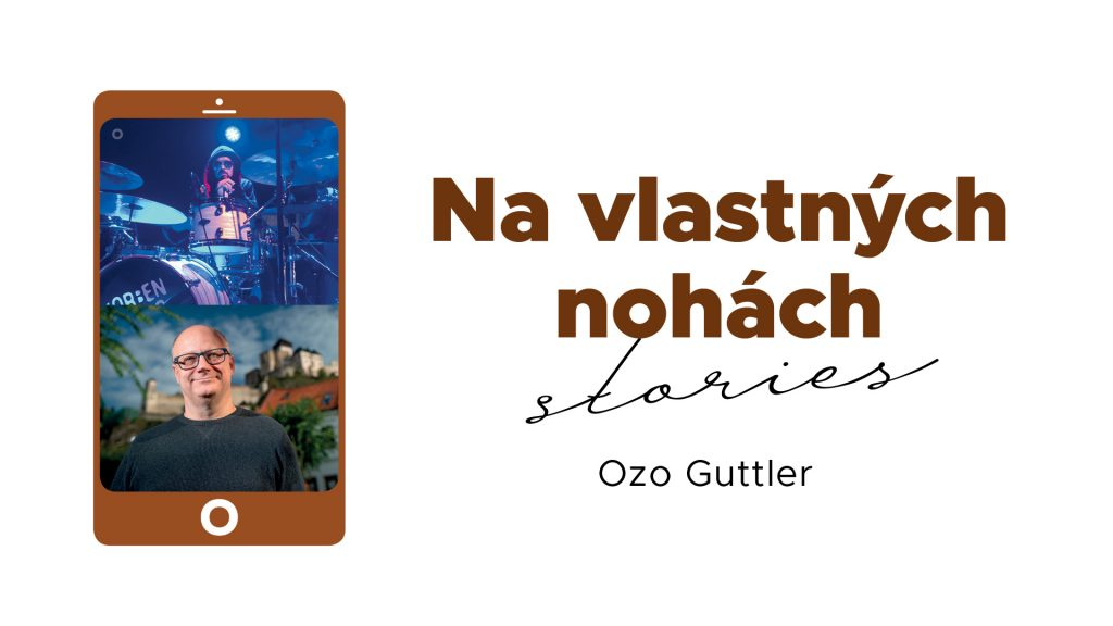 Na vlastných nohách Stories - Ozo Guttler - ilustračnýobrázok