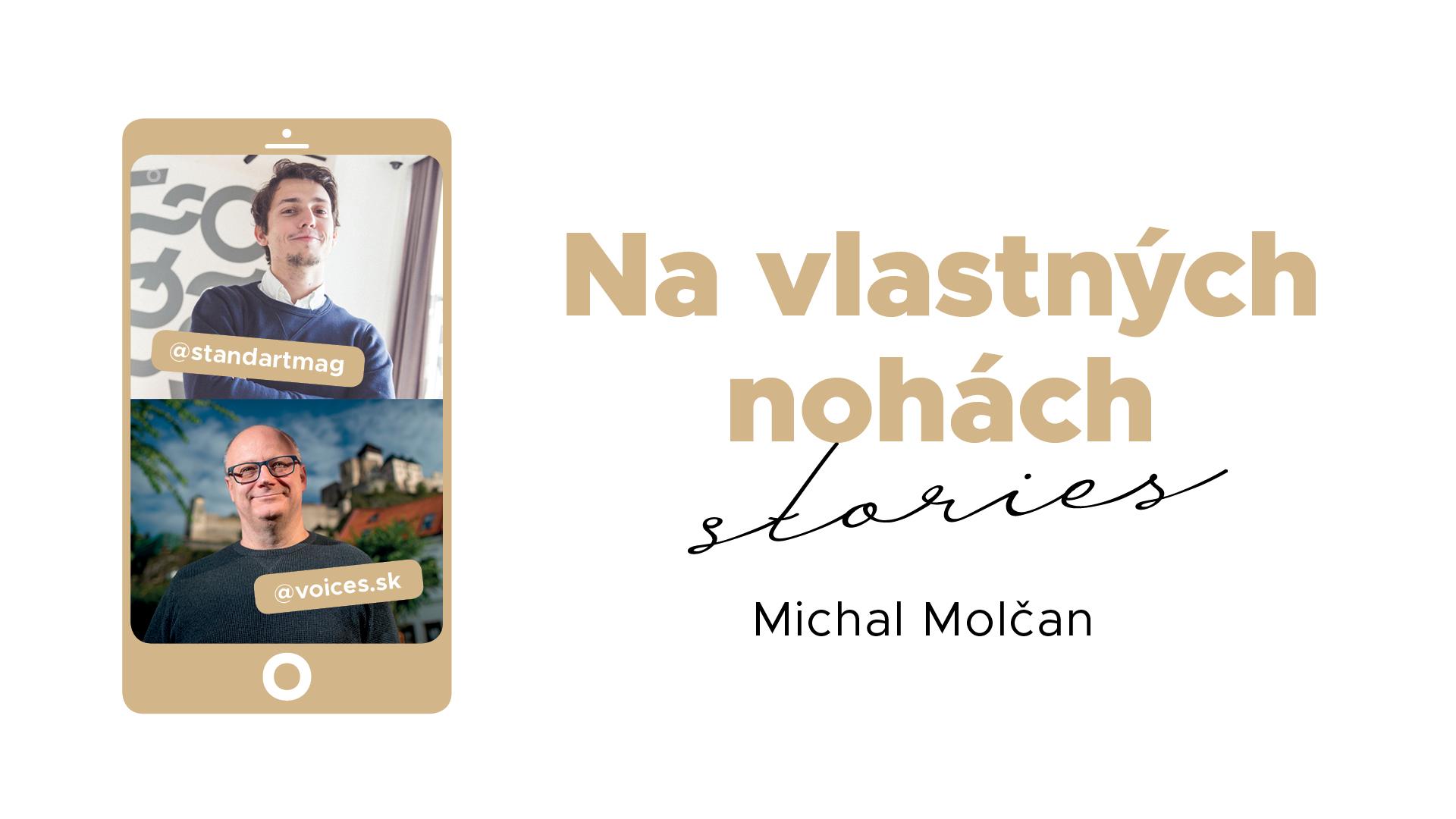 Michal Molčan ilustračný obrázok