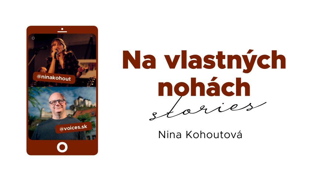 Nina Kohoutová ilustračný obrázok